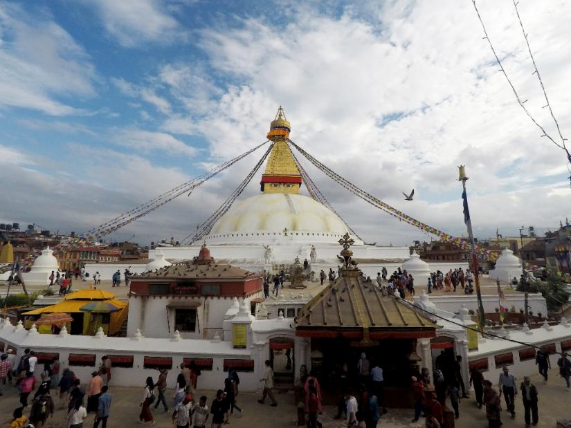 baudhanath stupa