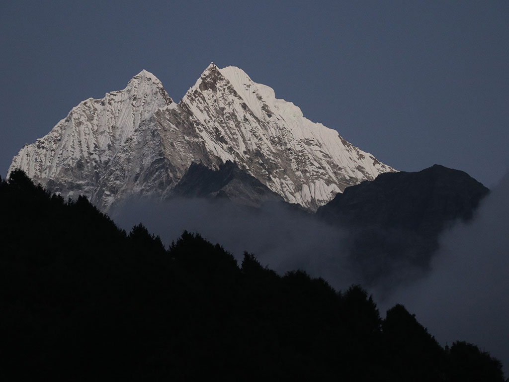 Everest Base Camp Trek in April