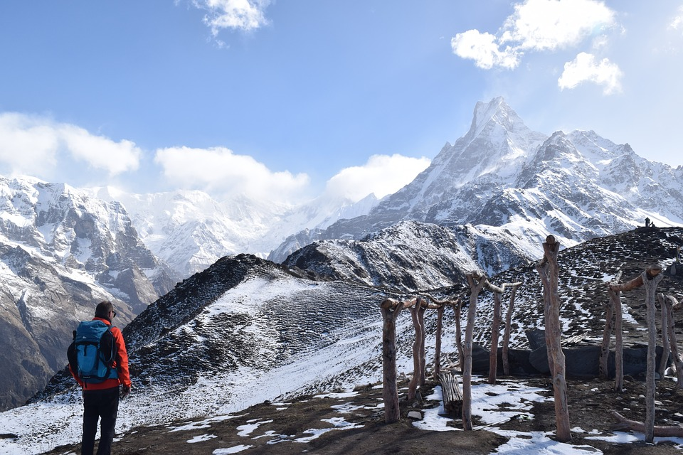 mardi himal trek best season