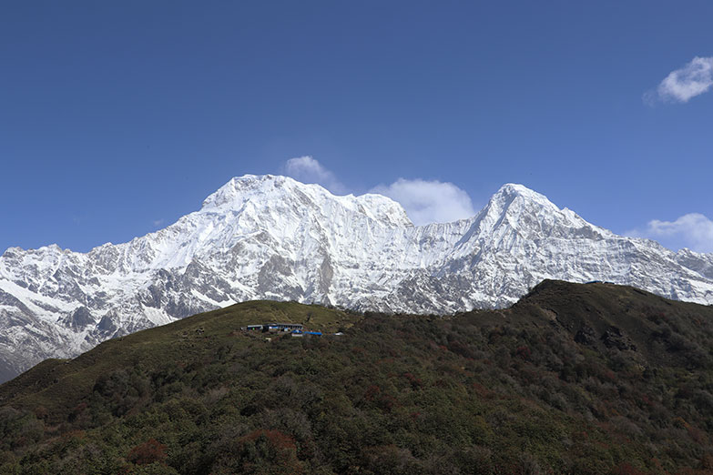 mardi himal summit