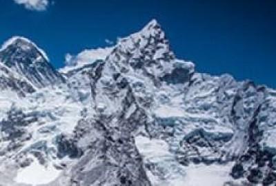 Dark Side of The Everest   Mount Everest Rainbow Valley