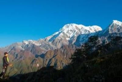 Mardi Himal Trek in Autumn