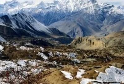Upper Mustang Trek in Winter