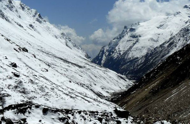 Annapurna Circuit with Mesokanto Pass Trek