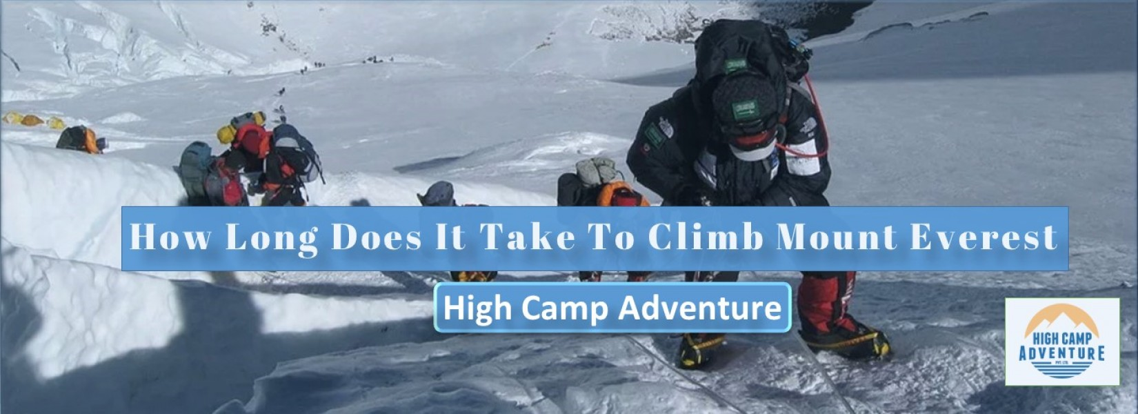 How Long Does It Take To Climb Mount Everest