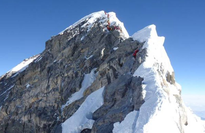 Everest Expedition, South Col