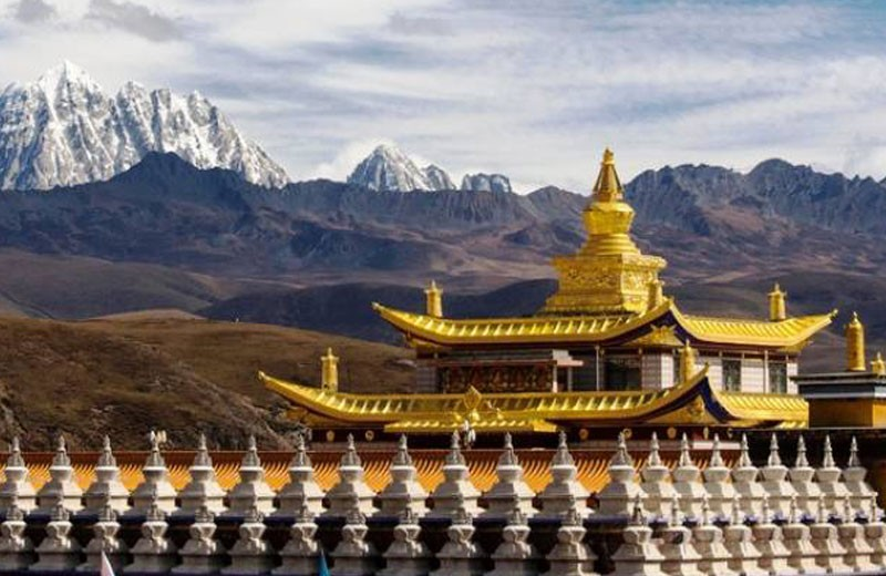 Lhasa Tibet Short Tour