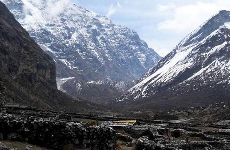 Rolwaling Tashi Laptsa Pass Trekking