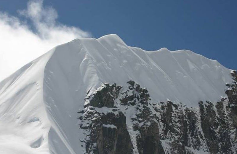 Tent Peak (Tharpu Chuli) Climbing
