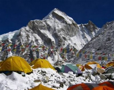 Everest Base Camp with Gokyo Valley Trekking