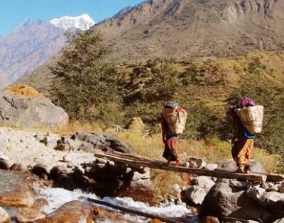 Indigenous Peoples Trail Trekking